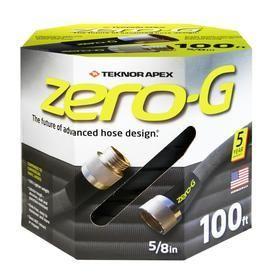 Apex Zero G 4001 lightweight Kink Free 5 8  x 100  Garden Hose RETAIl  59 98