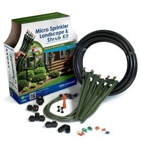 Mister landscaper Drip Irrigation landscape Kit RETAIl  33 98