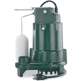 Zoeller 0 5 HP Cast Iron Submersible Sump  194