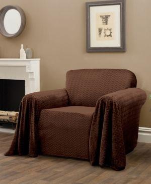 P Kaufmann Home Mason Throw Chair Furniture Cover
