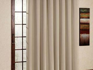 Ultimate Blackout Grommet Panel 63 length  Ivory  2