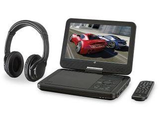 GPX Portable DVD Player 10  TFT BT