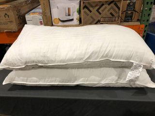 Beckham Hotel Collection RN  161627 King Gel Pillow Set Of Two