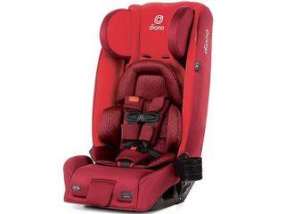 Diono Radian 3RXT latch  Red Cherry