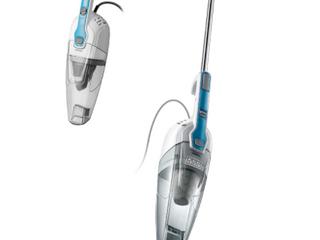 Black   Decker Bdst1609 3 in 1 Corded lightweight Handheld Cleaner   Stick Vacuum