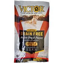 Victor Dog Food Grain Free Active Dog and Puppy Beef Meal and Sweet Potato  30 Pound