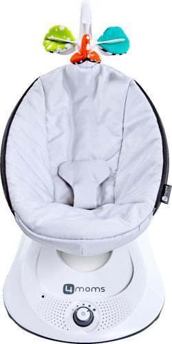 4moms rockaRoo infant seat   Compact Baby Swing   Gray Classic