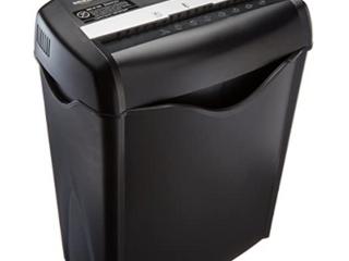 AmazonBasics Paper Shredder Intertek 3194986