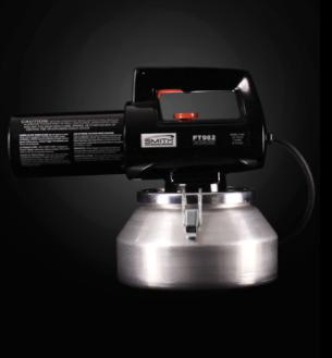 Smith Performance Sprayers   FT982 Post Control Series