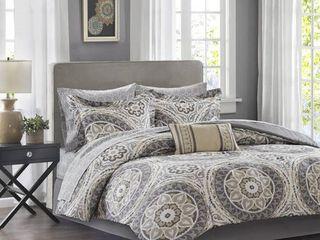 Home Essence Nepal Bed in a Bag Comforter Bedding Set   Full Set