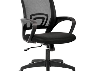 Best Office Black Rolling Computer Chair