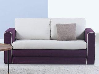 Modern Two Tone Sofa Bed Retail 351 99