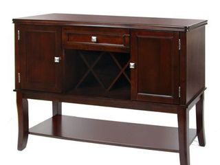 Furniture of America Wopp Transitional Espresso 52 inch Dining Server Retail 665 49