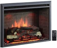 crowley 18 inch electric fireplace insert only