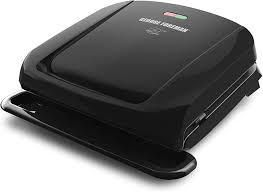 george foreman grill and Panini 4 serving