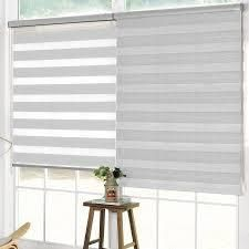 Taylor  Day   Night Roller Blind white
