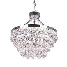 jojo spring indoor 5 light luxury crystal chandelier clear item no bcb028a5h