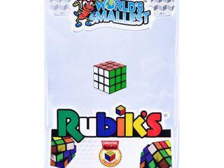 World s Smallest Rubik s Cube
