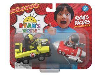 Ryan s World Ryan s Racers 2 Pack