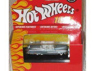 Hot Wheels  53 CADIllAC 100  Collectable Die Cast Car 40th Anniversary