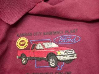 2Xl 2 button sort sleeve Kansas City Assembly Plant F series