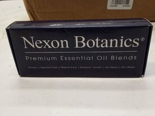 Nexon Botanics Essential Oil Blends Set   Best Essential Oils Blends
