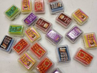 approximately 22 Scent sibles Doo Wop Kneaded Eraser