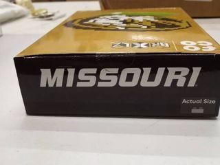 Missouri tigers puzzle blocks