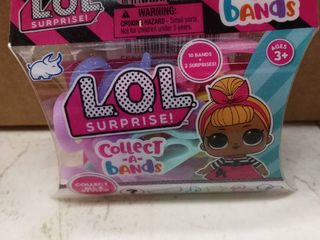 2 lol Surprise Collect a bands lot Of 7
