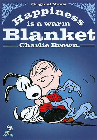 Happiness Is a Warm Blanket  Charlie Brown  DVD   2011