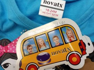 Novatx 18 to 24 month girls top