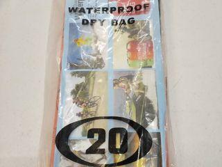 ocean pack waterproof bag large good for camping hunting swimming boating