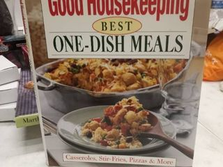 Good Housekeeping Best One Dish Meals  Casseroles  Stir Fries  Pizzas   More