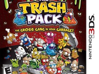 Activision The Trash Pack  Nintendo 3DS