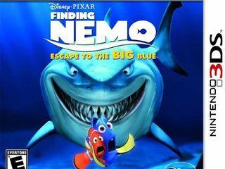 Finding Nemo  Escape to the Big Blue Special Edition   Nintendo 3DS