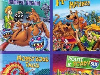 4 Kids Favorites  Whats New Scooby DooIJ  DVD