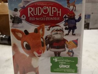 deluxe deluxe edition Rudolph the Red Nosed Reindeer