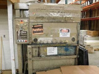 Hydraulic Bailing Compactor
