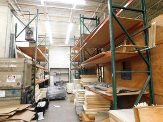 5 Pallet Racking Shelves