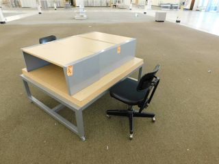 Display Tables   Cabinets   Rolling Chairs
