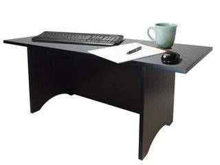 Stand Up Desk Portable Dark Red Cocoa