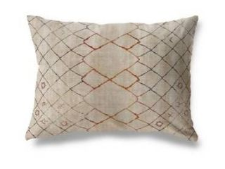 Aleena lumbar pillow by kavka designs