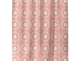 SHEll MANDAlAS BlUSH Shower Curtain by Kavka Designs Retail 91 49