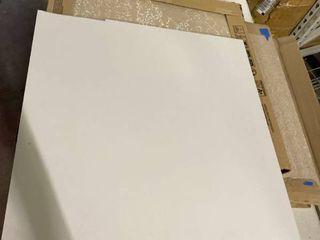 Planet White Floor Tiles  12 Tiles