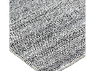 Halsey Contemporary Solid Hand loomed Area Rug Retail 789 99