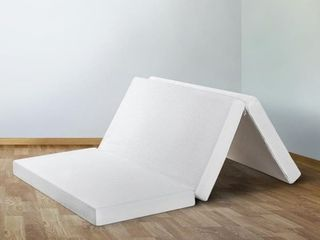 Tri Fold Mattress 4 inch Memory Foam   Crown Comfort   Retail 79 98