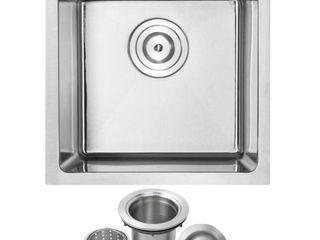 16in Ticor PlZ 05 Arlo Series 18 Gauge Kitchen Sink