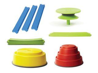 GONGE Build Balance 13 Piece Intermediate Set  Multicolor