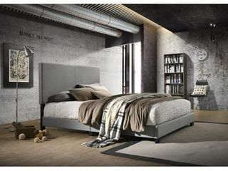 Zoe Upholstery King Bed Retail 247 99