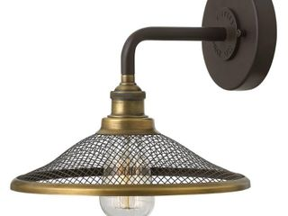 Hinkley lighting 4360 Rigby 1 light 8 5in Tall Wall Sconce
